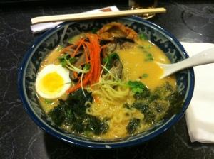 Ryowa Vegetarian Ramen