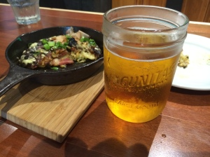 Faux Mason Jar and Okonomiyaki